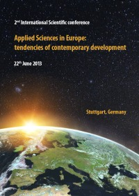 Applied Sciences in Europe tendencies of contemporary development_2