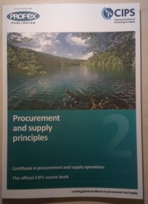 Procurement and supply principles