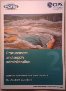 Procurement and supply administration