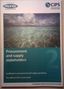 Procurement and supply stakeholders