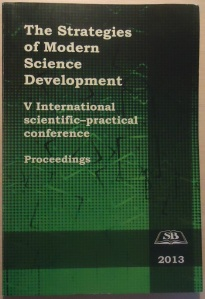 Strategies of Modern Science Development